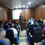 اليوم .. اجتماع السيد عميد الكلية بالسادة العاملين