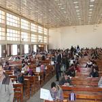 اليوم طلاب الفرقة الثانية والفرقة الرابعة يؤدون امتحانات دور يناير 2018