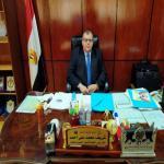 نائب رئيس الجامعة يطمئن طلاب الفرق النهائية بخصوص إمتحانات نهاية العام