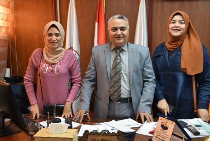 إنتخابات إتحاد الطلاب رئيس ونائب الرئيس