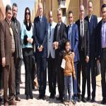احتفالية عيد الام بكلية التربية للطفولة المبكرة بجامعة مدينة السادات