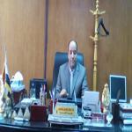 أسرة كلية التربية تهنئ السيد الاستاذ الدكتور عادل توفيق على توليه منصب عميد كلية التربية