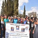 جامعة مدينة السادات تحتفل بيوم رياضي موحد بين كليات الجامعة