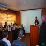 اليوم :- مناقشة رسالة الدكتوراة للباحثة / صفاء مصطفى رشاد خليفة