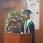 مناقشة رسالة الدكتوراة للباحث/ خالد فريح عويد العنزي