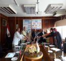 بالصور :- حفل تكريم أ.د/ نادية حامد البتانوني أمام مجلس معهد الدراسات والبحوث البيئية