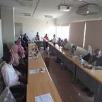 إنعقاد مجلس قسم التنمية المتواصلة للبيئة وإدارة مشروعاتها