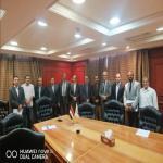 برتكول تعاون بين المجلس الأعلي للجامعات و الشركة المصرية للإتصالات WE لرفع كفاءة الشبكات
