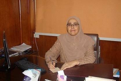 تعيين أ.د/ نادية حامد البتناوني - قائما بعمل عميد معهد الدراسات والبحوث البيئية