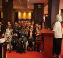 فعاليات اليوم الأول للمؤتمر الدولي الخامس للدراسات والبحوث البيئية