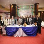 استمرار فعاليات المؤتمر الدولي الخامس للدراسات والبحوث البيئية بمدينة الغردقة لليوم الثاني
