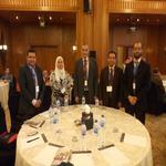 أعضاء هيئة التدريس بالكلية يشاركون فى المؤتمر الثالث للصيادله العرب