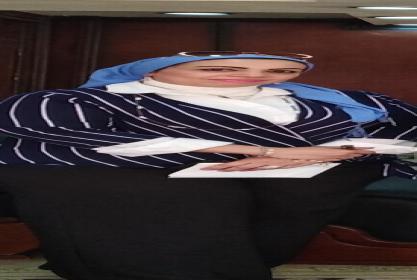 تعيين الدكتورة/ جيهان نبيل أحمد قائماً بعمل رئيس قسم الدراسات الفندقية