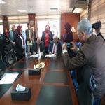 بروتوكول تعاون بين جامعه مدينه السادات وشركة مصر للسياحة