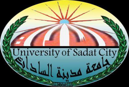 جعفر ممثلآ رسميآ للتصنيف الدولى لجامعة مدينة السادات
