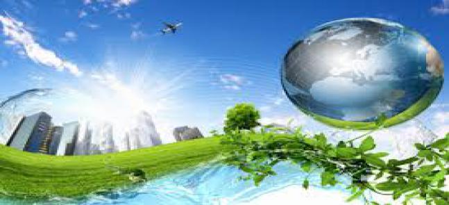 تنظيم قطاع خدمة المجتمع وتنمية البيئة بالكلية ندوة بعنوان التعافى الأخضر