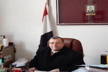 الأستاذ الدكتور/ شريف محمد علي نائباً لرئيس الجامعة لشئون التعليم والطلاب