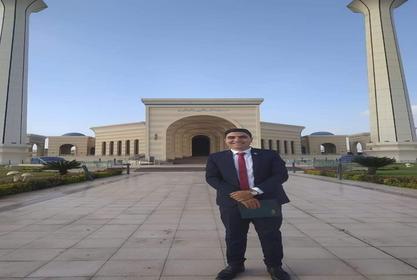 إسلام خالد رئيساً لاتحاد طلاب جامعة مدينة السادات