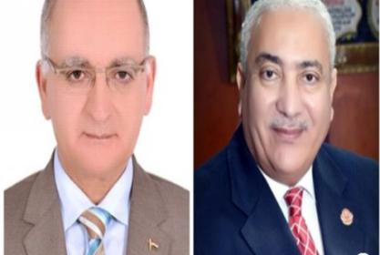تعافي رئيس جامعة مدينة السادات ونائبه من فيروس كورونا