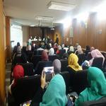 اليوم الاثنين : انعقاد ورشة عمل  للمصادر المتاحة ببنك المعرفة المصري