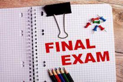 الجدول النهائى لامتحانات الفصل الدراسي الثاني لمرحلة الماجستير  العام الجامعي 2020/2021