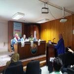 اليوم الاربعاء : مناقشة رسالة الماجستير المقدمة من الباحثة عبلة عبد السيد