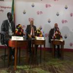 رئيس الجامعة يتابع أعماله بمنتدي تانا بإثيوبيا