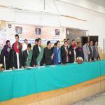 طلاب كلية الحقوق يقدمون نموذج محاكاة المحكمة التدريبية