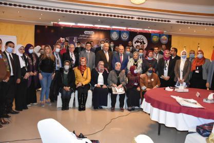 ختام فعاليات اليوم الثاني للمؤتمر الدولي الثاني ( ضمان الجودة والتحديات في مؤسسات التعليم العالي العربية )