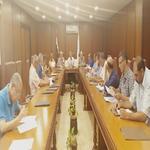 اجتماع مجلس الكلية عن شهر أغسطس 2019