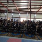 العروض الرياضية بافتتاح فاعليات المؤتمر العلمى الدولى الأول لكلية التربية الرياضية جامعة مدينة السادات