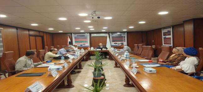 اجتماع مجلس الكلية عن شهر سبتمبر 2020