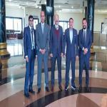 مشاركة وفد الكلية فى ** المؤتمر الدولي الثاني ضمان الجودة والتحديات في مؤسسات التعليم العالي العربية **