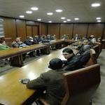 اجتماع المجلس الإدارى والتنفيذى لوحدة ضمان الجودة والتطوير المستمر