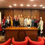 الاجتماع الأول لمجلس اتحاد طلاب الكلية للعام الجامعى 2020/2019