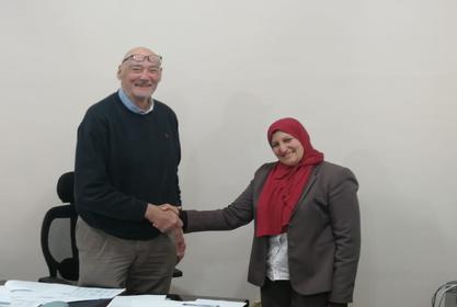 عقد بروتوكول تعاون مع الاتحاد المصرى لألعاب القوى