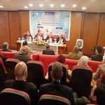 مناقشة رسالة دكتوراه الفلسفة في التربية الرياضية للباحث كريم إبراهيم غريب