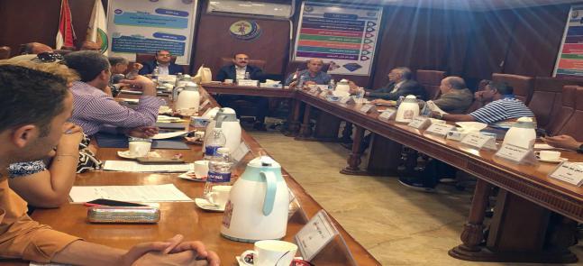 اجتماع مجلس الكلية عن شهر اغسطس 2021