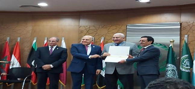 جامعة مدينة السادات تشارك في ختام الملتقي العربي الأول لتميز قادة الجامعات العربية