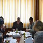 بالصور إجتماع مجلس شئون التعليم والطلاب